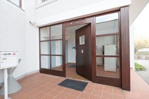 Gesundheitszentrum Laakirchen Eingangstüre