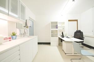 Gesundheitszentrum Laakirchen Ordination Behandlungsraum